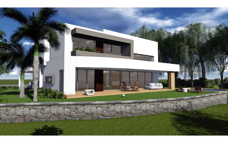 Foto de casa en venta en  , lagos del sol, benito juárez, quintana roo, 1393627 No. 01