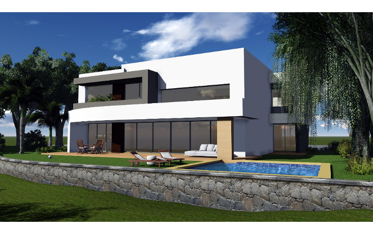 Foto de casa en venta en  , lagos del sol, benito juárez, quintana roo, 1393627 No. 02