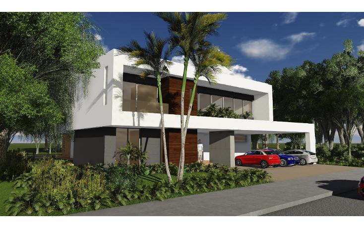 Foto de casa en venta en  , lagos del sol, benito juárez, quintana roo, 1393627 No. 03