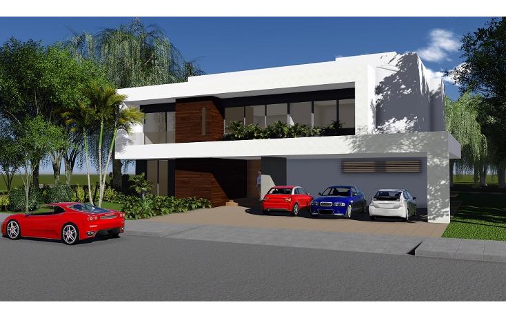 Foto de casa en condominio en venta en  , lagos del sol, benito juárez, quintana roo, 1553836 No. 01