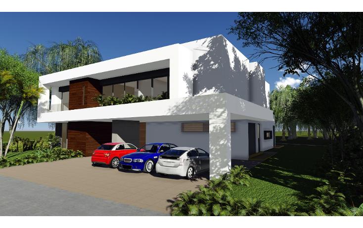Foto de casa en condominio en venta en  , lagos del sol, benito juárez, quintana roo, 1553836 No. 02
