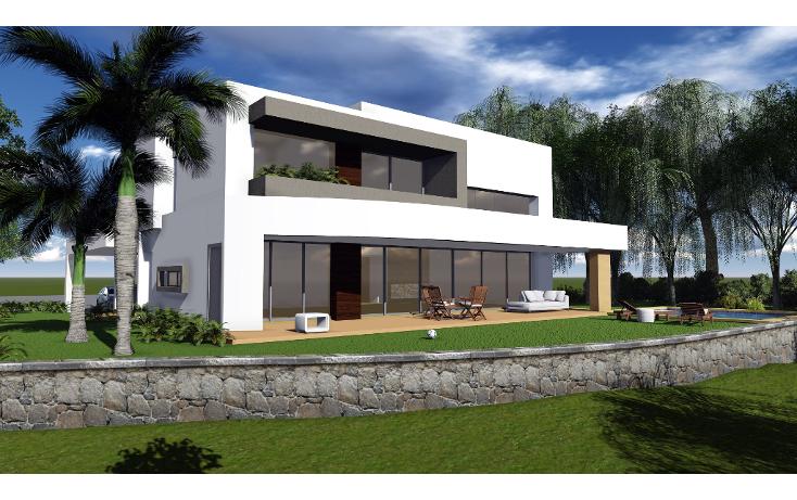 Foto de casa en condominio en venta en  , lagos del sol, benito juárez, quintana roo, 1553836 No. 03