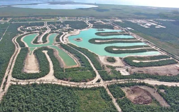 Foto de terreno habitacional en venta en  , lagos del sol, benito ju?rez, quintana roo, 1988992 No. 07