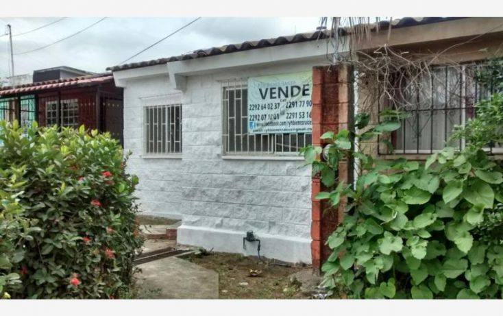Foto de casa en venta en laguna de chairel norte 36, geovillas del palmar, veracruz, veracruz, 1731582 no 02