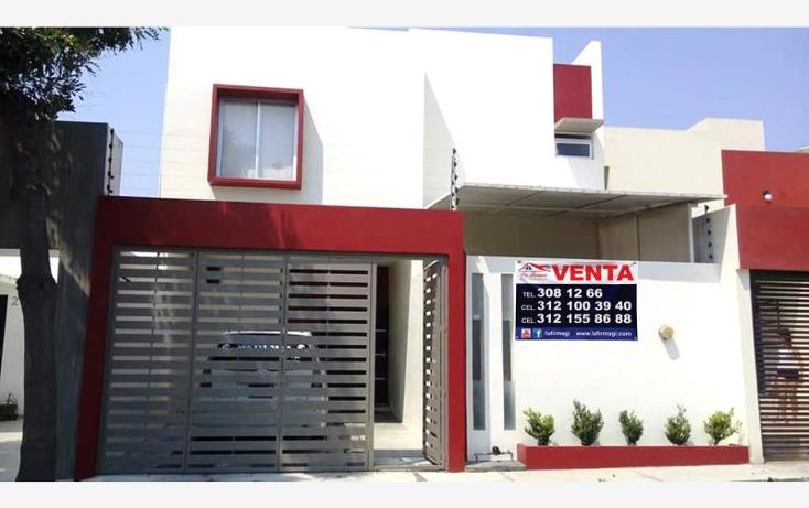 Foto de casa en venta en  0, las lagunas, villa de álvarez, colima, 1606932 No. 01