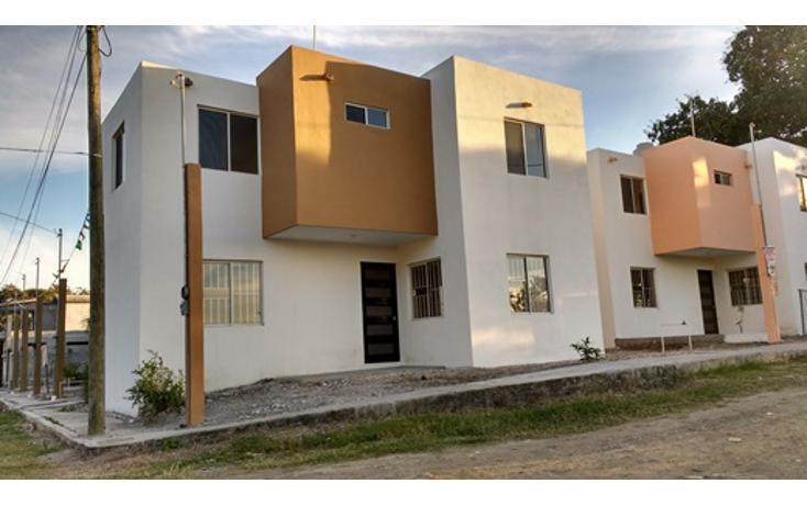 Foto de casa en venta en  , laguna de la puerta, altamira, tamaulipas, 1079791 No. 01