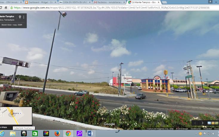 Foto de terreno habitacional en renta en  , laguna de la puerta, tampico, tamaulipas, 1312359 No. 01