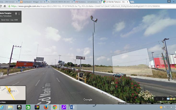 Foto de terreno habitacional en renta en  , laguna de la puerta, tampico, tamaulipas, 1312359 No. 02