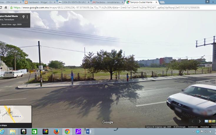 Foto de terreno habitacional en renta en  , laguna de la puerta, tampico, tamaulipas, 1312359 No. 03