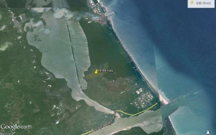 Foto de terreno industrial en venta en laguna de tampamachoco, la calzada, tuxpan, veracruz, 969019 no 01