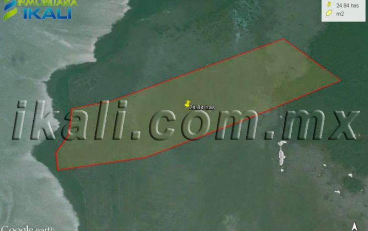 Foto de terreno industrial en venta en laguna de tampamachoco, la calzada, tuxpan, veracruz, 969019 no 06