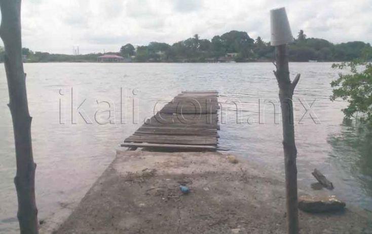 Foto de terreno habitacional en venta en laguna de tampamachoco, la mata, tuxpan, veracruz, 1431623 no 01