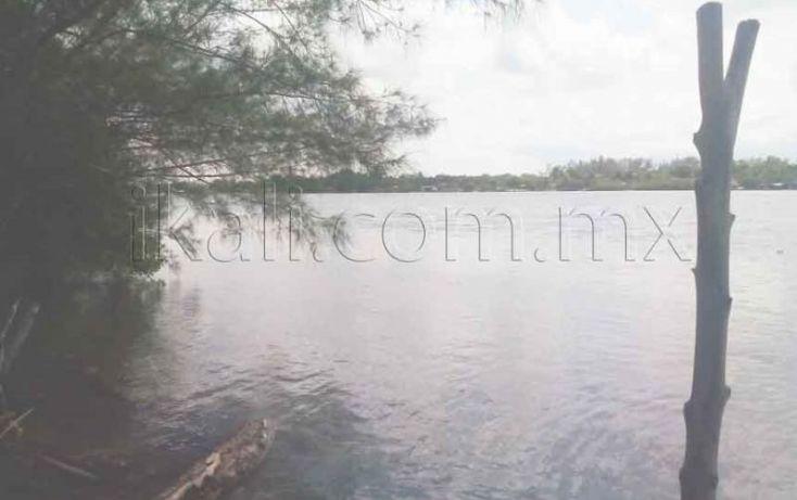 Foto de terreno habitacional en venta en laguna de tampamachoco, la mata, tuxpan, veracruz, 1431623 no 02