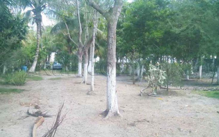 Foto de terreno habitacional en venta en laguna de tampamachoco, la mata, tuxpan, veracruz, 1431623 no 03