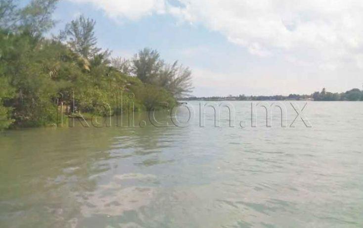 Foto de terreno habitacional en venta en laguna de tampamachoco, la mata, tuxpan, veracruz, 1431623 no 04