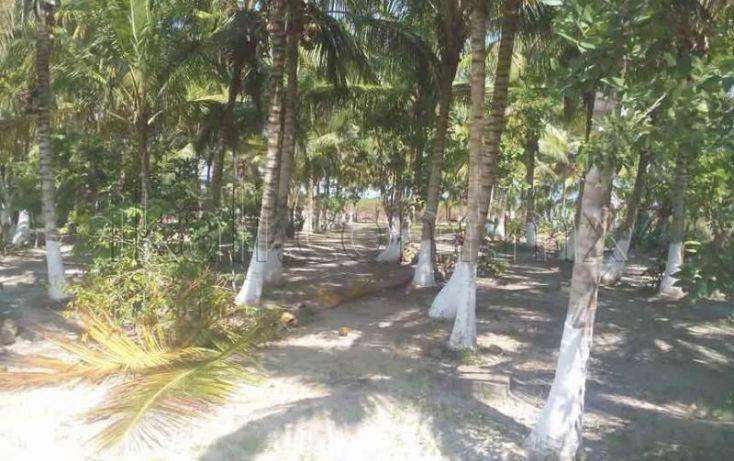 Foto de terreno habitacional en venta en laguna de tampamachoco, la mata, tuxpan, veracruz, 1431623 no 07