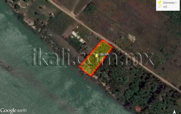 Foto de terreno habitacional en venta en laguna de tampamachoco, la mata, tuxpan, veracruz, 1431623 no 14