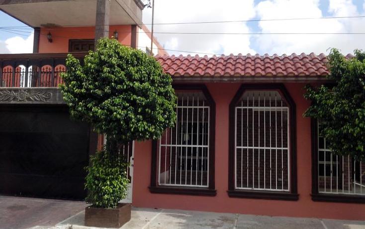 Foto de casa en venta en laguna de terminos 325, la laguna, reynosa, tamaulipas, 831035 No. 01