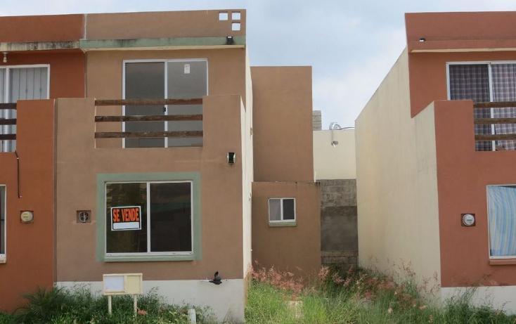 Foto de casa en venta en  , laguna florida, altamira, tamaulipas, 1052073 No. 01