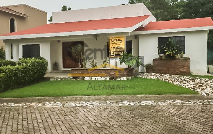 Foto de casa en renta en laguna madre , residencial lagunas de miralta, altamira, tamaulipas, 1767044 No. 01