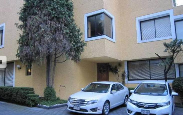 Foto de casa en venta en  , las aguilas 1a sección, álvaro obregón, distrito federal, 1522710 No. 01