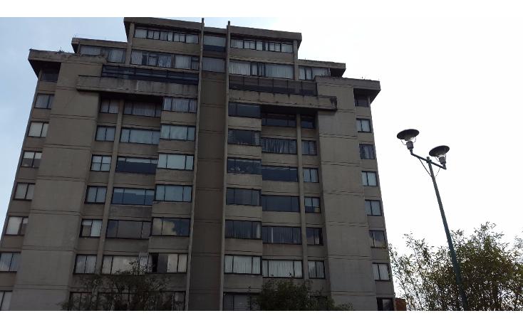Foto de departamento en renta en  , las aguilas 2o parque, álvaro obregón, distrito federal, 2038776 No. 01