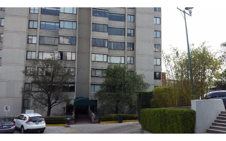 Foto de departamento en renta en  , las aguilas 2o parque, álvaro obregón, distrito federal, 2038776 No. 02