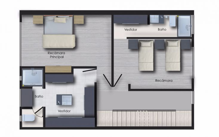 Foto de casa en condominio en venta en, las águilas, álvaro obregón, df, 2037576 no 07