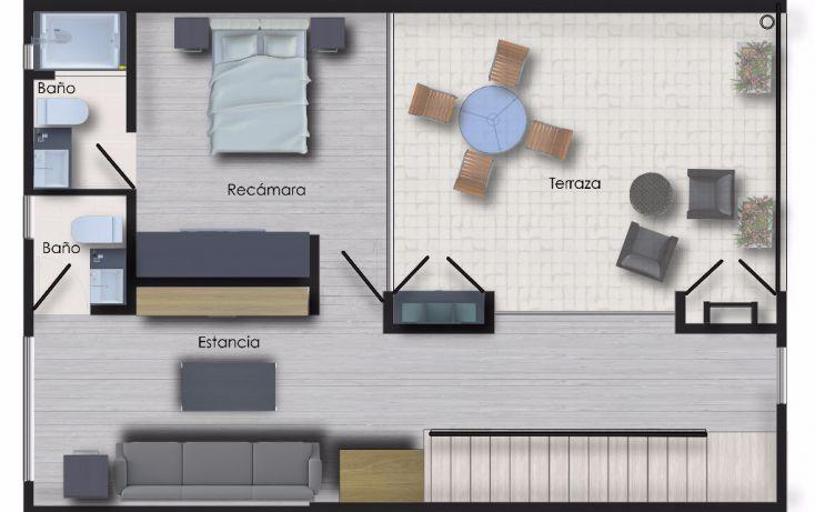 Foto de casa en condominio en venta en, las águilas, álvaro obregón, df, 2037576 no 08