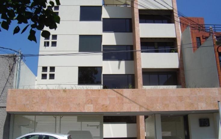Foto de departamento en renta en  , las águilas, álvaro obregón, distrito federal, 1545886 No. 01