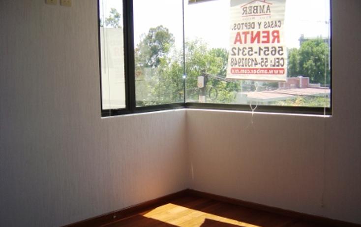 Foto de departamento en renta en  , las águilas, álvaro obregón, distrito federal, 1545886 No. 12