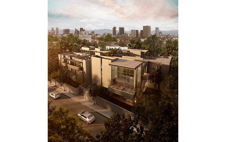 Foto de departamento en venta en  , las águilas, álvaro obregón, distrito federal, 1549978 No. 02