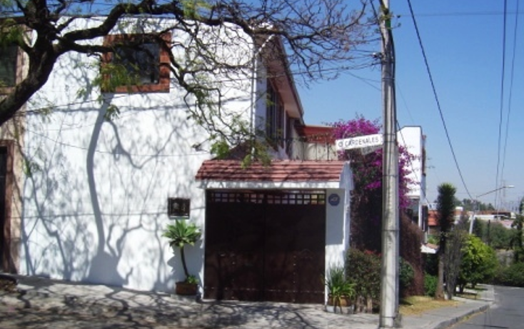 Foto de oficina en renta en  , las águilas, álvaro obregón, distrito federal, 1664716 No. 01
