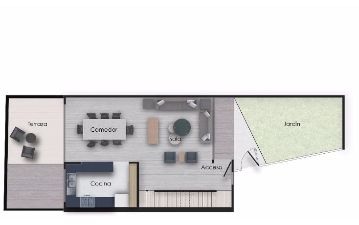 Foto de casa en venta en  , las águilas, álvaro obregón, distrito federal, 2039278 No. 07