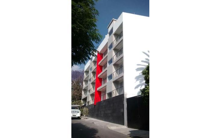 Foto de departamento en renta en  , las águilas, álvaro obregón, distrito federal, 859145 No. 01