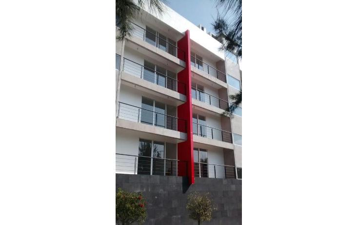 Foto de departamento en renta en  , las águilas, álvaro obregón, distrito federal, 859145 No. 02