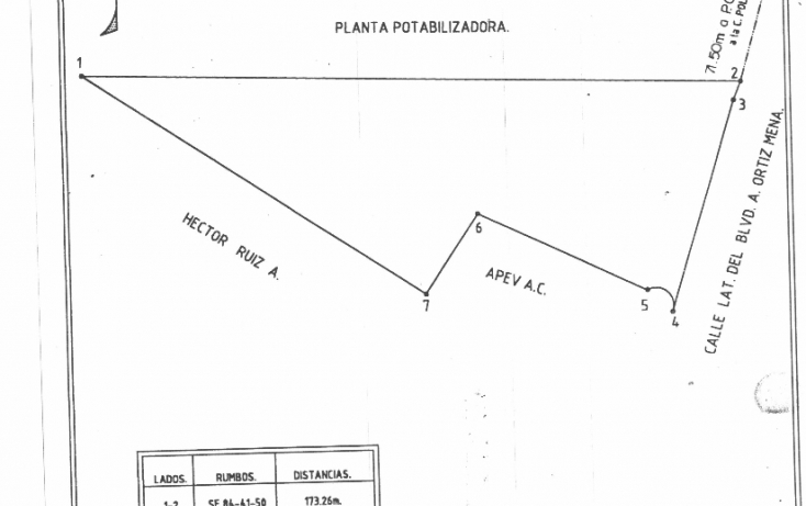 Foto de terreno comercial en venta en, las águilas, chihuahua, chihuahua, 772469 no 04