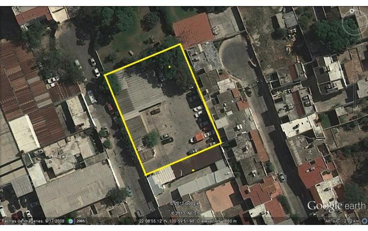 Foto de terreno habitacional en venta en  , las águilas, san luis potosí, san luis potosí, 1097805 No. 01
