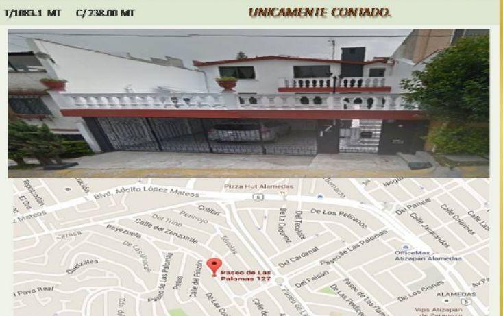 Foto de casa en venta en, las alamedas, atizapán de zaragoza, estado de méxico, 1899878 no 01
