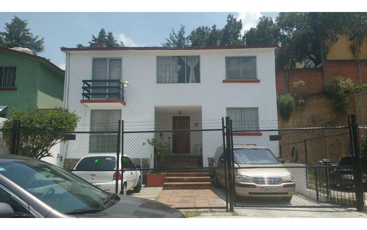Foto de casa en venta en  , las alamedas, atizapán de zaragoza, méxico, 1296533 No. 01