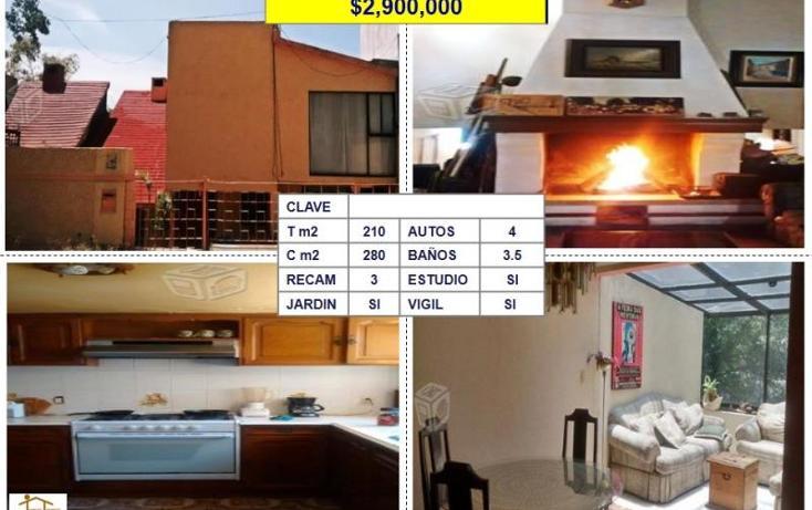 Foto de casa en venta en  , las alamedas, atizapán de zaragoza, méxico, 1444753 No. 01