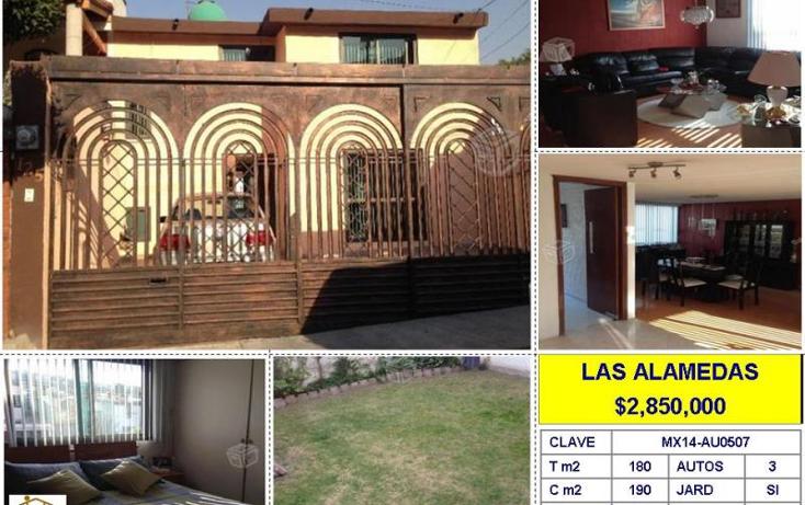 Foto de casa en venta en  , las alamedas, atizapán de zaragoza, méxico, 1526936 No. 01