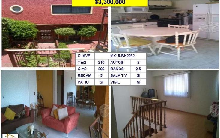 Foto de casa en venta en  , las alamedas, atizapán de zaragoza, méxico, 1536406 No. 01