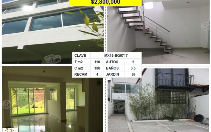 Foto de casa en venta en  , las alamedas, atizap?n de zaragoza, m?xico, 1702642 No. 01