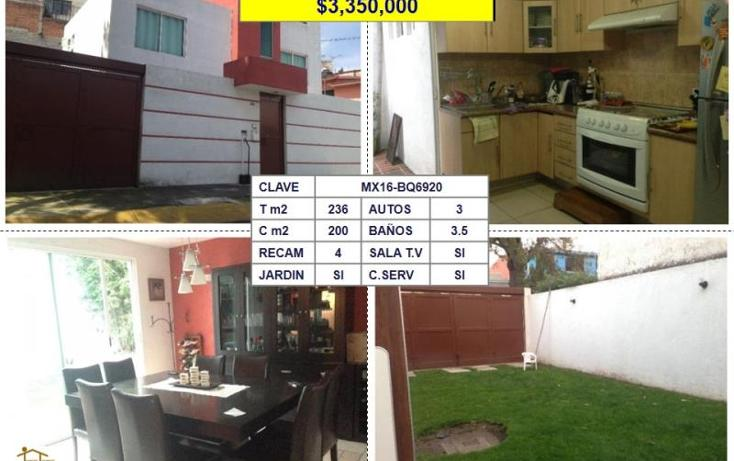 Foto de casa en venta en  , las alamedas, atizapán de zaragoza, méxico, 1703058 No. 01