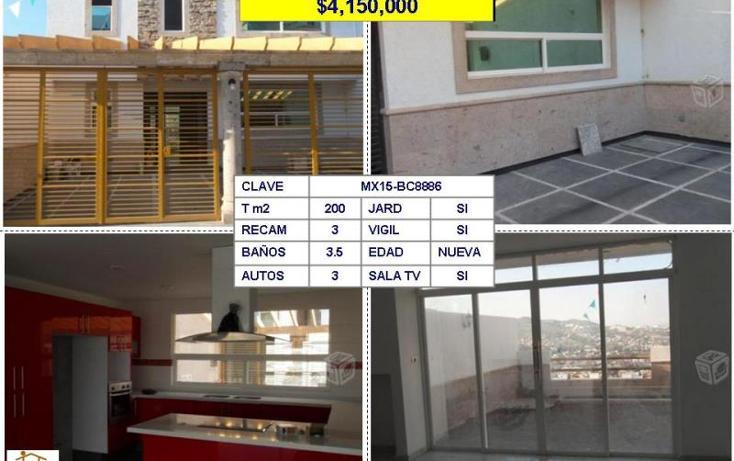 Foto de casa en venta en  , las alamedas, atizapán de zaragoza, méxico, 963353 No. 01