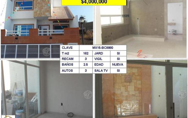Foto de casa en venta en  , las alamedas, atizapán de zaragoza, méxico, 992467 No. 01