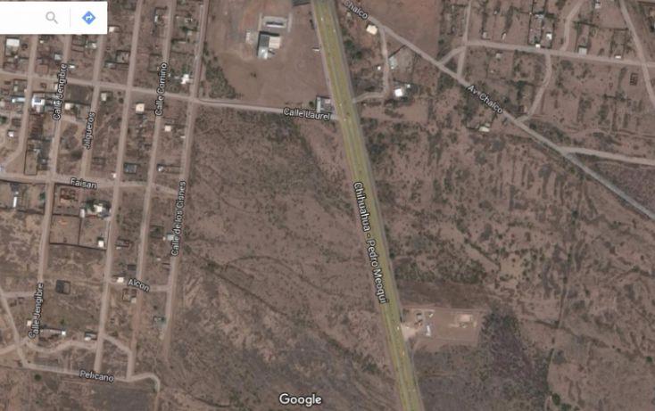 Foto de terreno industrial en venta en, las aldabas i a la ix, chihuahua, chihuahua, 1551470 no 01