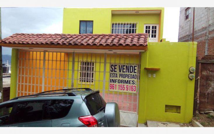 Foto de casa en venta en las almendras, ampliación pomarrosa, tuxtla gutiérrez, chiapas, 1995872 no 02