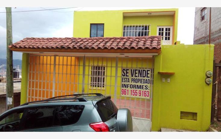 Foto de casa en venta en las almendras , pomarrosa, tuxtla gutiérrez, chiapas, 1995872 No. 01